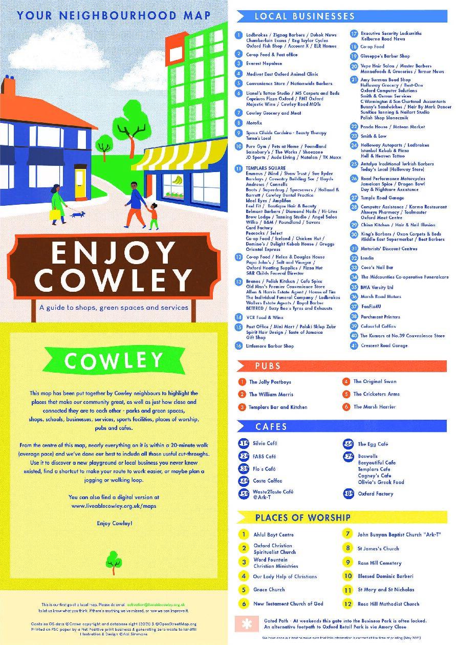 Liveable Cowley